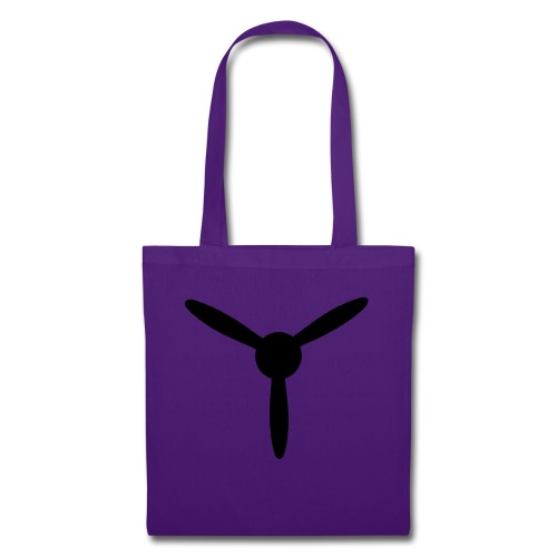 3 blade propeller 1 colour - Tote Bag