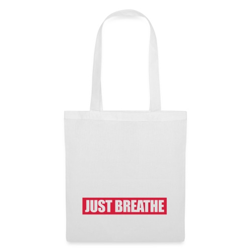 JUST BREATH - Stoffbeutel