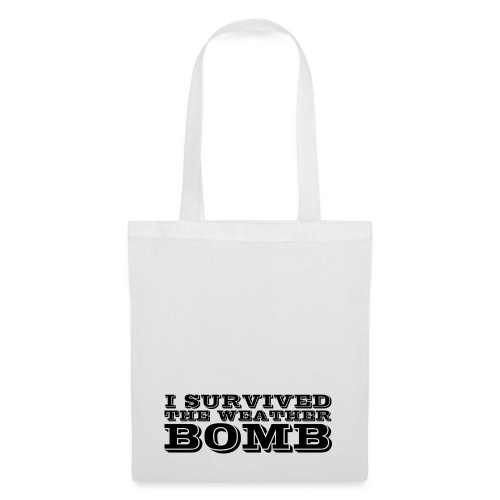 Weather Bomb - Tote Bag
