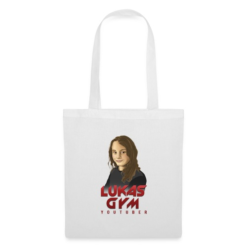 Lukas Gym Youtuber Rosso - Tote Bag