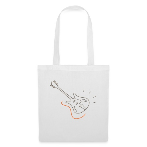 Guitar - Jazz Life Collection - Borsa di stoffa