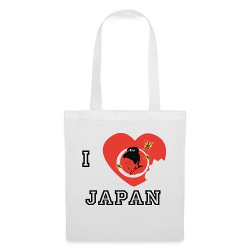 i love japan - Tote Bag
