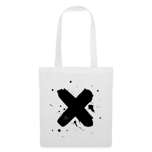 X musta - Kangaskassi
