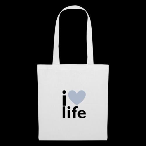 iLOVE clothing range - Tote Bag