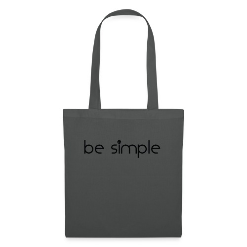 be simple - Tote Bag