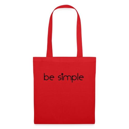 be simple - Tote Bag