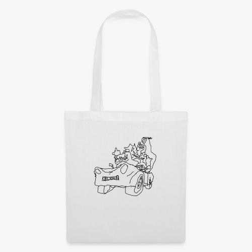 gova dinos - Tote Bag