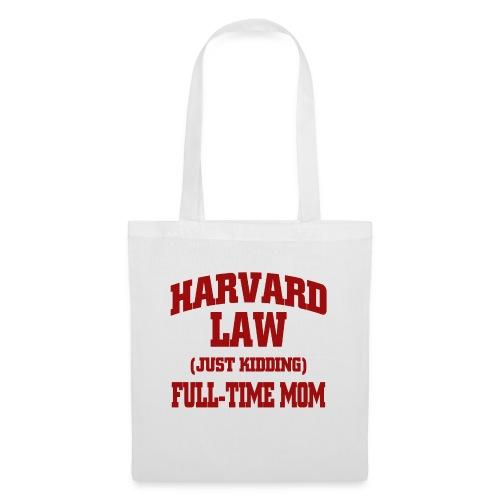 harvard law just kidding - Torba materiałowa