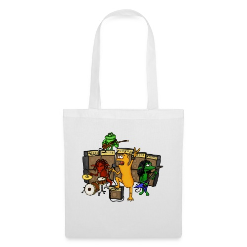 Kobold Metal Band - Tote Bag