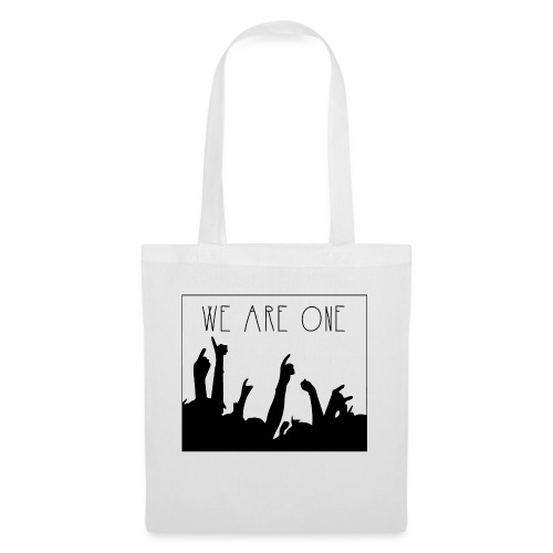 We Are One Hoody Women - Tas van stof