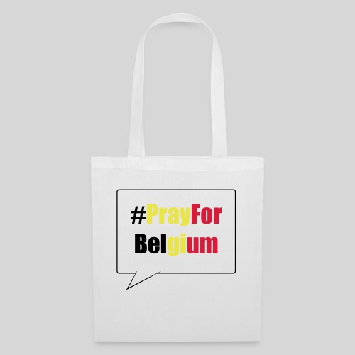 #PrayForBelgium - Tote Bag