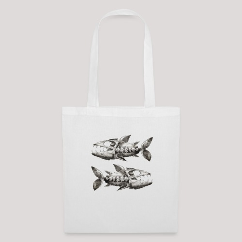 FishEtching - Tote Bag