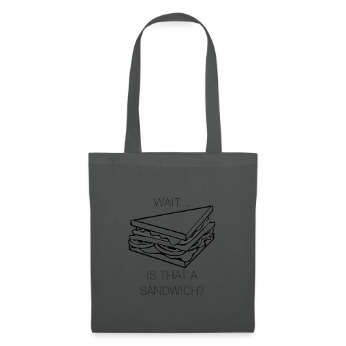 Sandwich - Tas van stof
