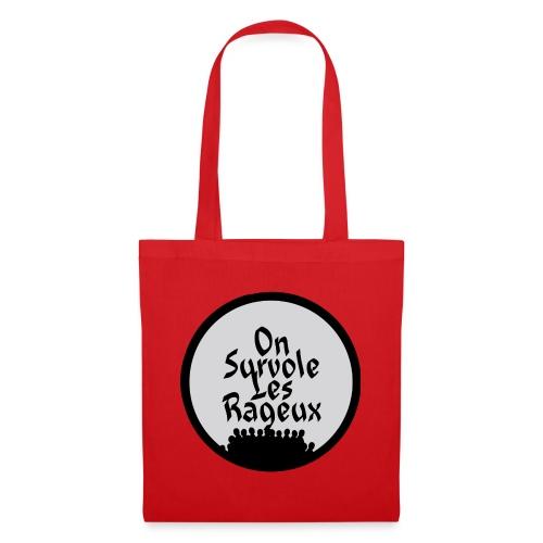 onsurvolelesrageux - Tote Bag