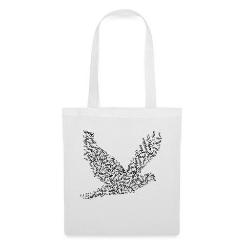 Colombe de la Paix Peace - Tote Bag