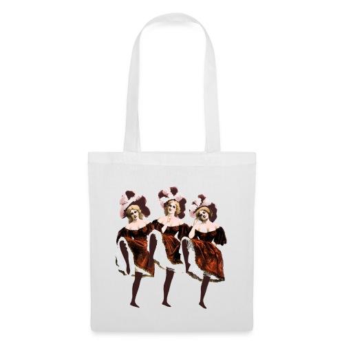 Vintage Dancers - Tote Bag