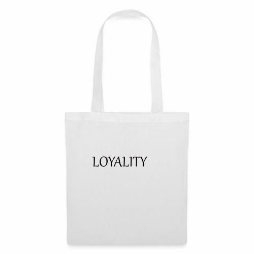 LOYALITY - Stoffbeutel