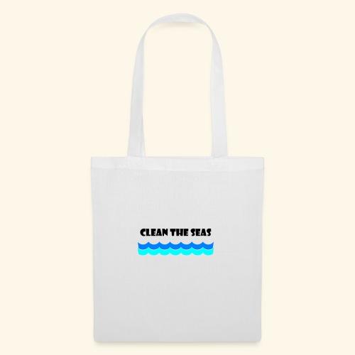 clean the seas - Stoffbeutel