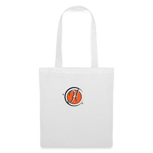 que le logo h orange - Tote Bag