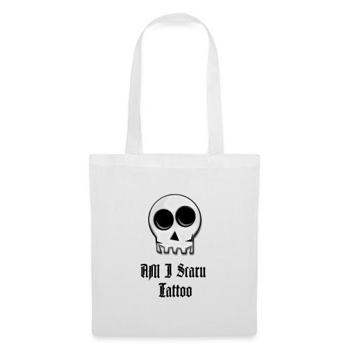 Funny skull - Stoffbeutel