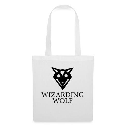 Wizarding Wolf - Stoffbeutel