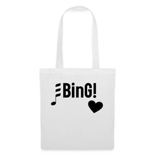 BinG Love - Stoffbeutel