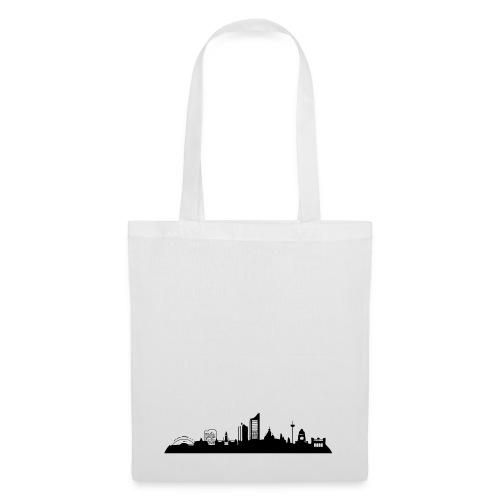 Leipzig Skyline - Stoffbeutel