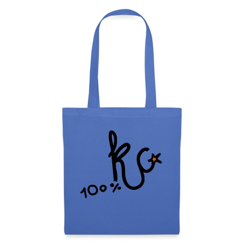 100%KC - Tas van stof