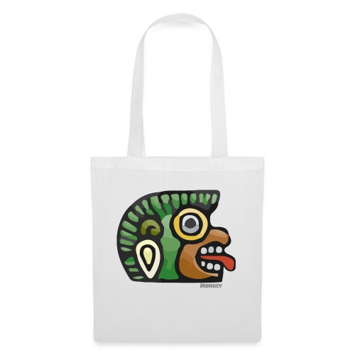 Aztec Icon Monkey - Tote Bag