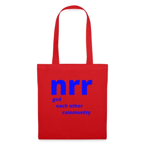 NEARER logo - Tote Bag