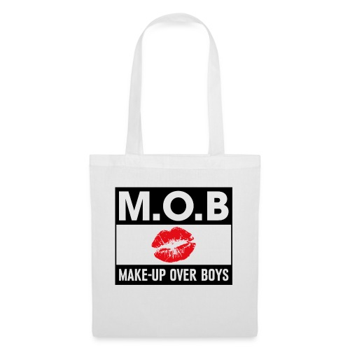 Make-up Over Boys - Tas van stof