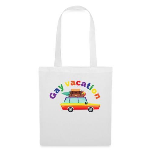 Gay Vacation | LGBT | Pride - Stoffbeutel