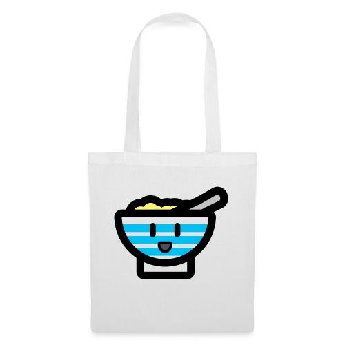 Cute Breakfast Bowl - Tote Bag