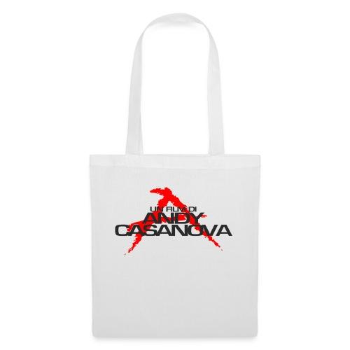 Andy Casanova (White Line) - Borsa di stoffa