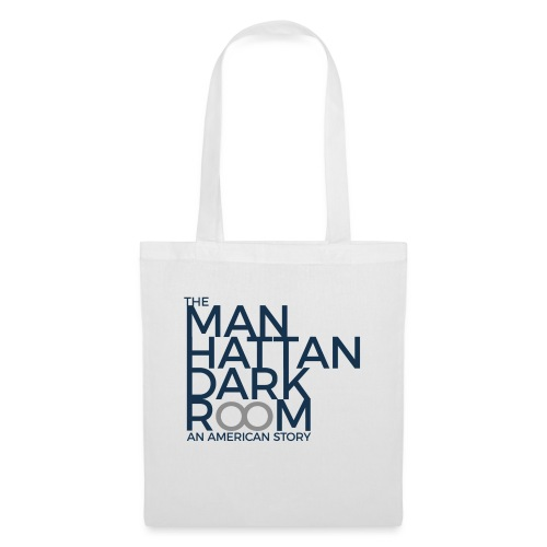 THE MANHATTAN DARKROOM BLUE GRAY - Tote Bag