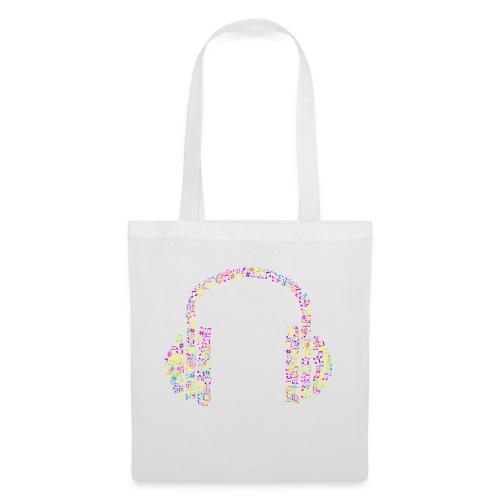 Casque Audio Fun - Tote Bag