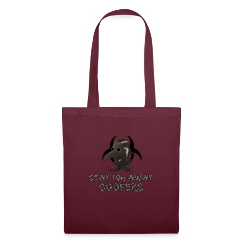 Stay Away, Coofers! - Tote Bag