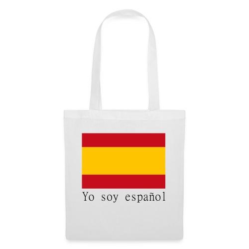 yo soy español - Bolsa de tela