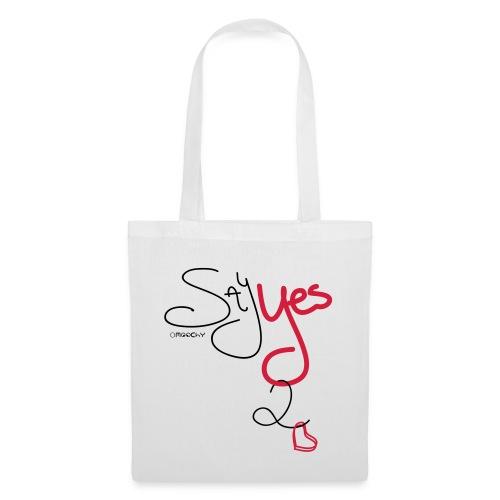 Yes 2 Love - Tas van stof
