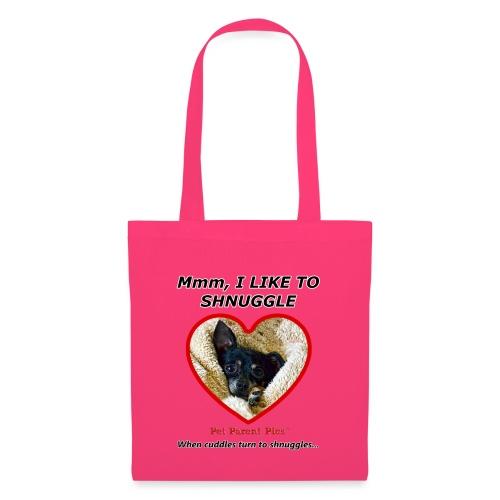 Mmm, I Like To Shnuggle - Tote Bag