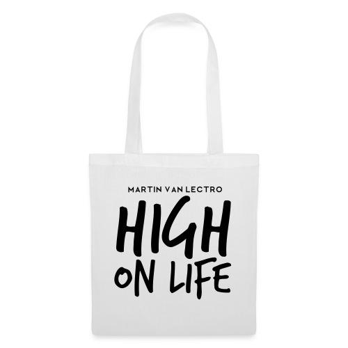 Martin Van Lectro - High on Life - Merch. - Stoffbeutel