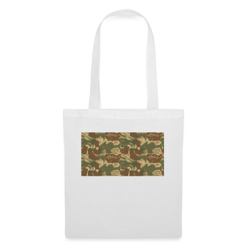 Rhodesian Brushstroke Camo - Tote Bag
