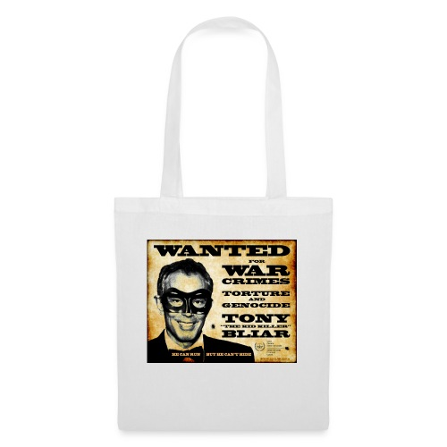 Wanted - Tote Bag