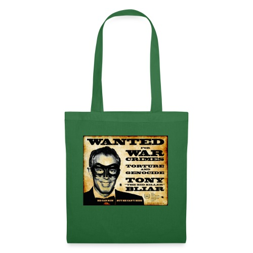 Wanted - Tote Bag