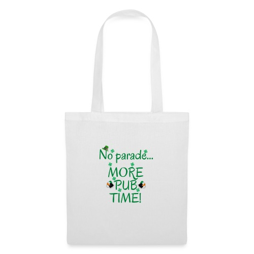 st patrick's day tee shirt - Tote Bag