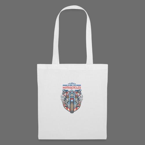 JAX MONEY CREW Motorcycle - Tote Bag