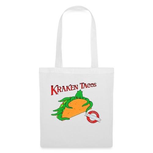 Kraken Tacos IDG new - Tote Bag