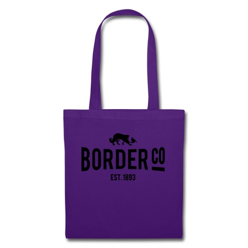 Border Co - Tote Bag