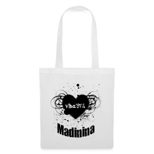 love mada2 - Tote Bag