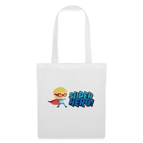 Super Hero - Tote Bag